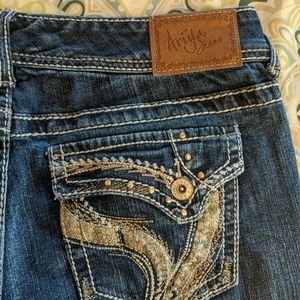 Ariya Woman's Boot Jeans Size 11/12